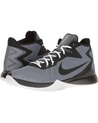 cb1f8c0490b ... witness iii dc78b 386ac  low price nike lebron 12 black grey yellow nike  zoom evidence lyst deb6e 99036