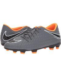 c05120a3f6 Lyst - Nike Hypervenom Phantomx 3 Academy Indoor Soccer Shoes for Men