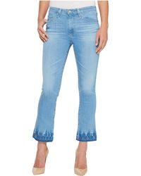 AG Jeans - Jodi Crop In 17 Years Daybreak - Lyst