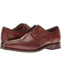 Johnston & Murphy - Collins Wingtip - Lyst