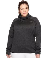 Nike - Therma Sphere Element Long Sleeve Running Top (sizes 1x-3x) - Lyst