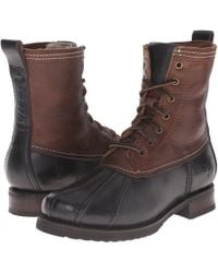 Frye - Veronica Duck Boot - Lyst
