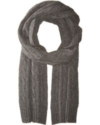 Polo Ralph Lauren - Cashmere Classic Cable Scarf - Lyst