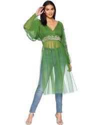 Free People - Vintage Dreams Maxi Dress - Lyst
