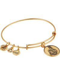 ALEX AND ANI - Mlb® Cleveland Indians Charm Bangle - Lyst