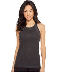 7110f78a2e083 Lyst - The North Face Beyond The Wall Backless Tank Top in Purple ...