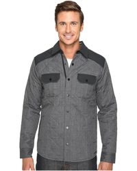 Smartwool - Summit County Quilted Shirt Jacket - Lyst