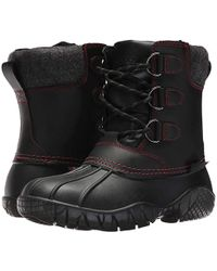 Baffin - Superior (black/red) Boots - Lyst