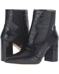 Jerome C. Rousseau | Shaw Leather Ankle Boots | Lyst