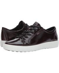b3814e6646 Lyst - Ecco Soft 7 Casual Tie in Black for Men