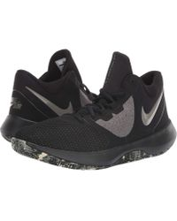 Lyst - Nike Air Precision Ii Basketball Shoe in Gray for Men 058d551c4
