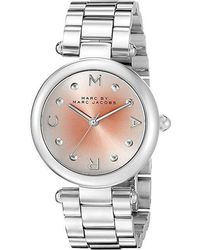 Marc By Marc Jacobs - Mj3447 - Dotty (stainless) Watches - Lyst