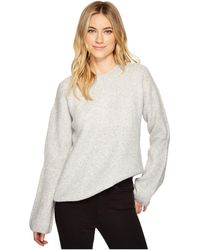 Blank NYC - Grey Sweater In Unmellow - Lyst