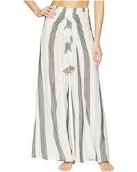 L*Space - Annie Palazzo Pants Cover-up - Lyst
