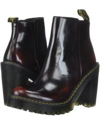Dr. Martens - Magdalena Ankle Zip Boot - Lyst