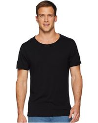 Threads For Thought - Mason Raw Edge Crew Tee - Lyst