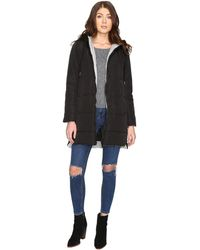 Brigitte Bailey - Danni Quilted Jacket With Hood - Lyst