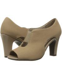 cfb11aa5b91 MICHAEL Michael Kors. Carla Vachetta Leather Platform Sandals.  120.  Dillard s · LifeStride - Carla - Lyst