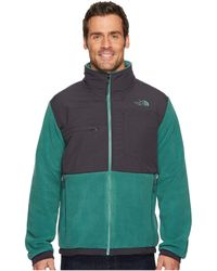 26ef5a72c46f Lyst - The North Face Denali 2 Jacket (smoke Pine weathered Black ...