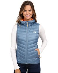 The North Face - Tonnerro Hooded Vest - Lyst