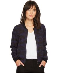 Sanctuary - Shrunken Bomber Jacket - Lyst