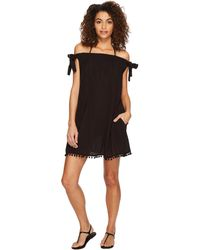 Bleu Rod Beattie - Gypset Off The Shoulder Dress Cover-up - Lyst
