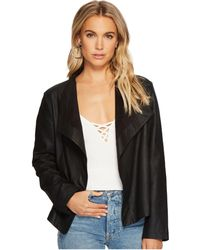 BB Dakota - Emerson Leather Jacket - Lyst