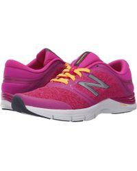 New Balance - Wx711v2 Training Shoe - Lyst