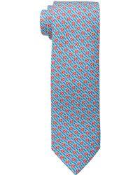 Vineyard Vines - Kentucky Derby Printed Tie - Rose Stripe - Lyst