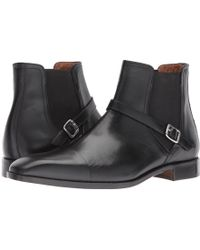 Massimo Matteo - Chelsea Buckle Boot - Lyst
