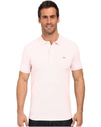 Lacoste | L1212 Classic Pique Polo Shirt | Lyst