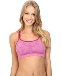 Smartwool - Phd® Seamless Strappy Form Fit Bra - Lyst
