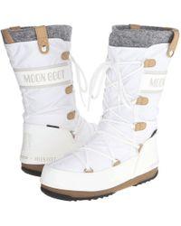 Tecnica - Moon Boot® Monaco Felt - Lyst