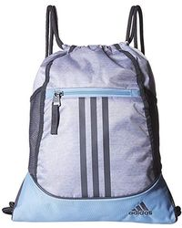 e24126afb adidas Foundation V Backpack (active Teal/onix Jersey/real Pink/onix)  Backpack Bags in Blue - Lyst