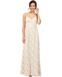 Donna Morgan - Gia Spaghetti Strap Slip Dress - Lyst