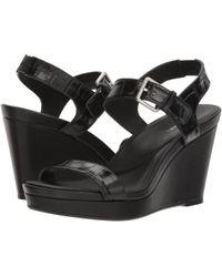 Calvin Klein - Jacie Wedge Sandal - Lyst