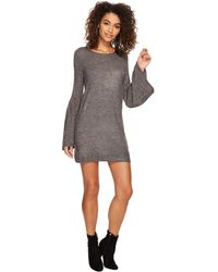 Kensie - Warm Touch Sweater Dress Ksdk8191 - Lyst