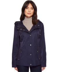 Lauren by Ralph Lauren - Hooded Anorak - Lyst