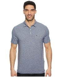 8ea718b481 Superdry Horizon Bay Polo Shirt in Gray for Men - Lyst