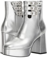 Opening Ceremony - Joan Buckle Boot - Lyst