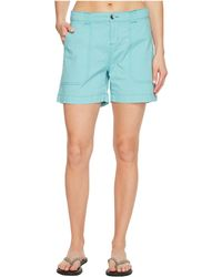 Woolrich - Vista Point Eco Rich Shorts - Lyst