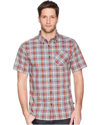 991ede5ec5e Lyst - United By Blue Long Sleeve Pine Grove Shirt in Gray for Men