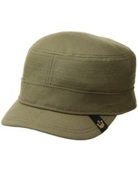 e2994077f1a58 Lyst - Brixton Ranger Ii Hat in Natural