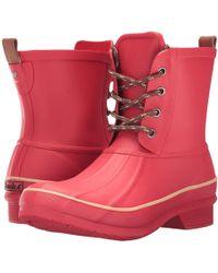 9212a4aa8d9 Lyst - Chooka Eastlake Quilted Duck Boot - Waterproof in Gray