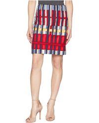 NIC+ZOE - Petite Santiago Hills Block Skirt - Lyst