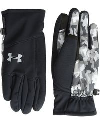 Under Armour | Softshell Glove (youth) | Lyst