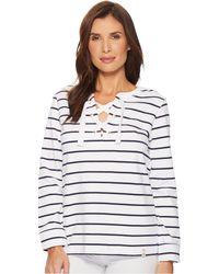 U.S. POLO ASSN.   Nautical Stripe T-shirt   Lyst
