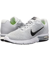 5ab8b85e7e Lyst - Nike Air Max Sequent 2 in Gray for Men