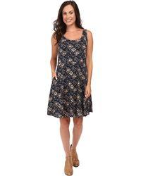 Stetson - Aztec Tapestry Print Tank Dress - Lyst
