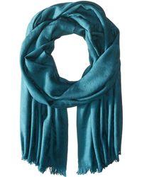 Pendleton - Luxe Weave Wool Scarf - Lyst